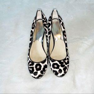 MICHAEL Michael Kors Shoes - MICHAEL Kors Fur Leopard Pumps